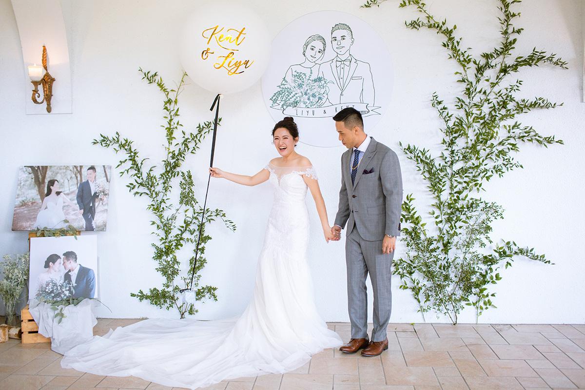 雙子小姐,婚禮攝影