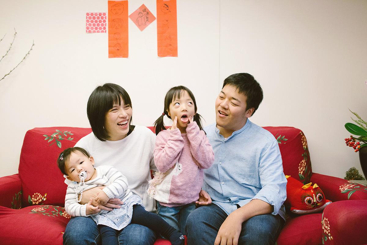 親子攝影,家庭紀錄